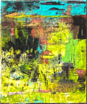 Into_The_Green_2 25x30cm-SOLD