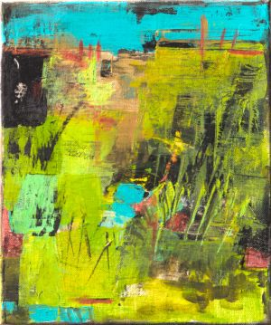Into_The_Green_3 25x30cm-SOLD