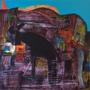 Elephant House 50x50cm-€250