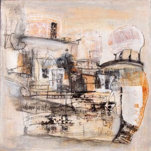 The_Surveyor 40x40cm-€160