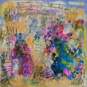 Wild_Garden 40x40cm-€160